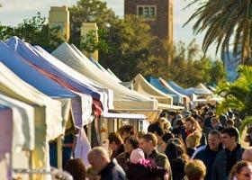 St Kilda Esplanade Market Image
