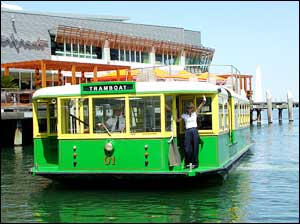 Melbourne Tramboat Cruises Image