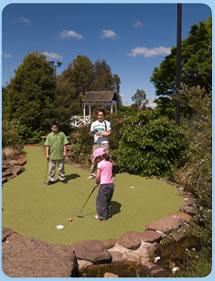 Wetlands Mini Golf Image