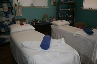 Inner Harmony Day Spa & Beauty Retreat Logo and Images