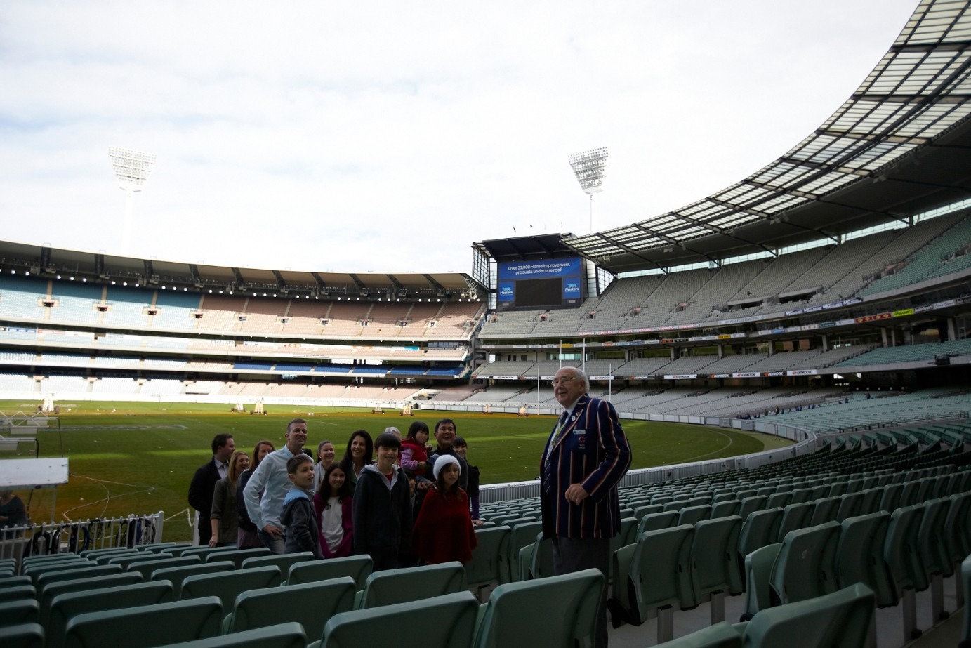 Melbourne Cricket Ground Logo and Images