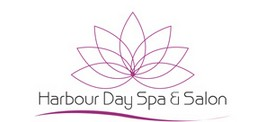 Harbour Day Spa - Raby Bay Logo and Images