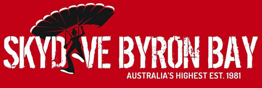 Skydive Byron Bay Logo and Images