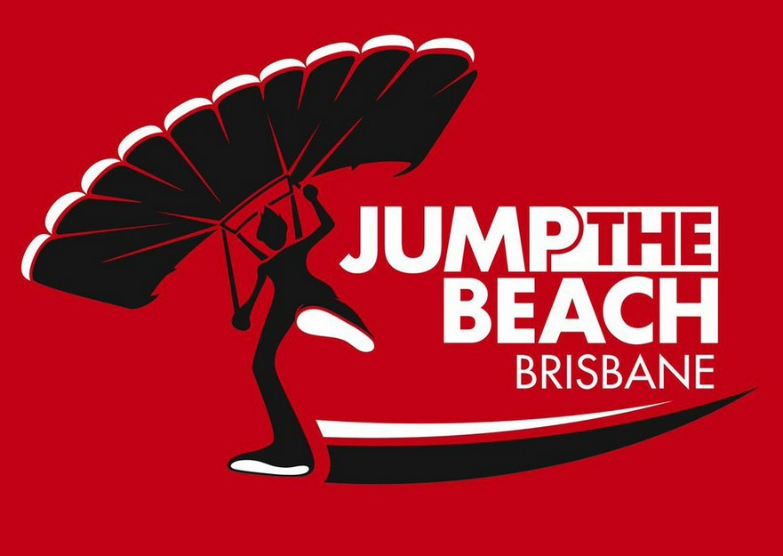 Jump the Beach Brisbane Logo and Images