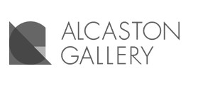 Alcaston Gallery Logo and Images