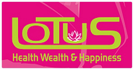 Lotus Massage Logo and Images