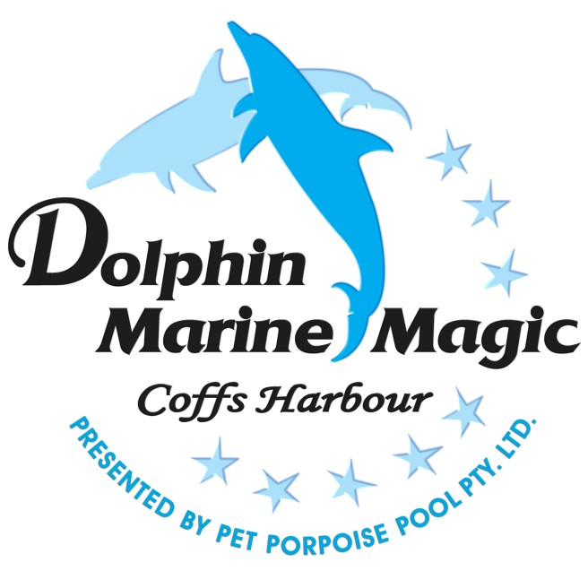 Dolphin Marine Magic Logo and Images