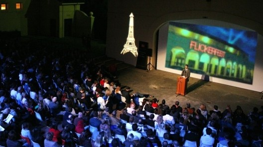 FlickerFest Logo and Images
