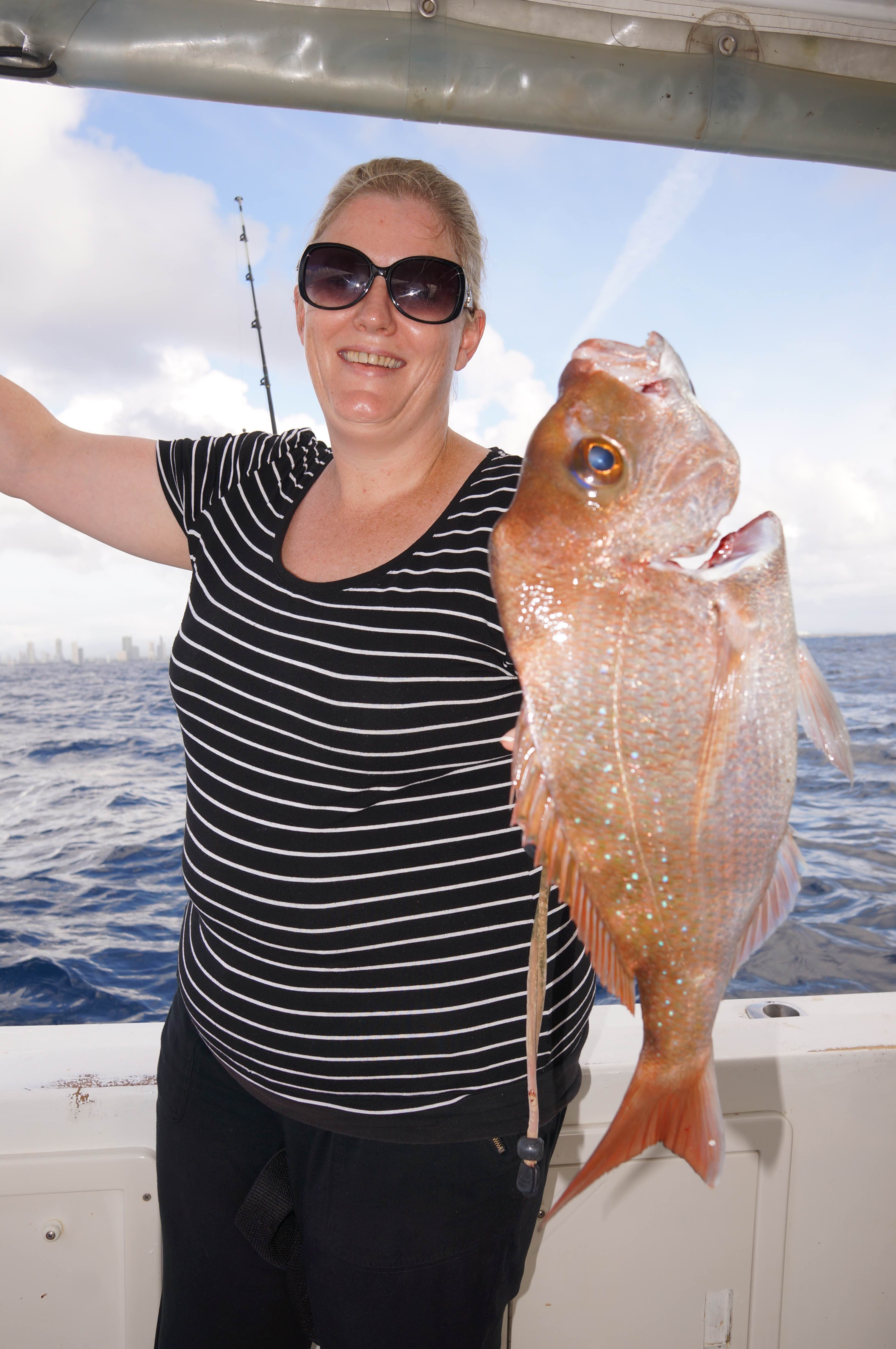 BKs Gold Coast Fishing Charters Logo and Images