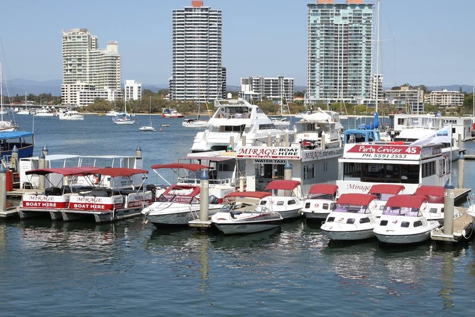 Mirage Boat Hire