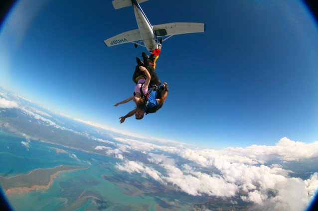 Skydive Hervey Bay Image