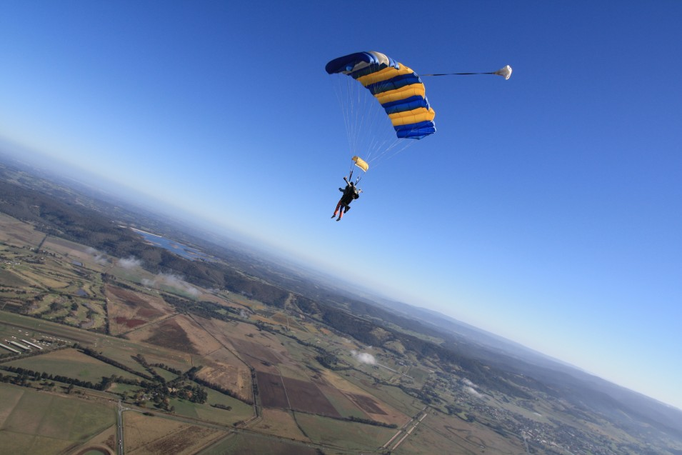 Skydive the Beach and Beyond Yarra Valley Image