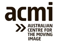 Australian Centre for the Moving Image Logo and Images