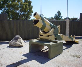 Military Museum, Merredin Logo and Images