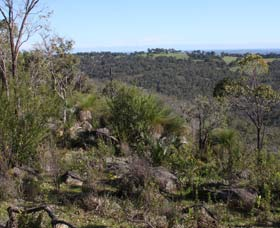 Kitty's Gorge, Serpentine National Park Logo and Images