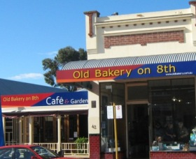 The Old Bakery on Eighth Gallery Logo and Images
