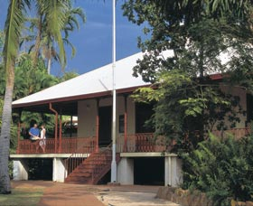 The Courthouse Broome Image