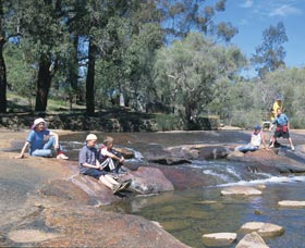 John Forrest National Park Logo and Images