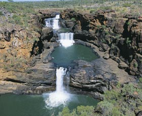 Mitchell River National Park Logo and Images