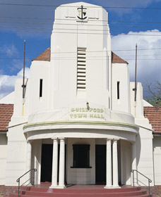 Guildford Town Hall Logo and Images