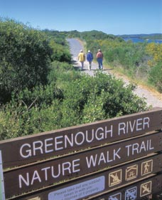 Greenough River Mouth and Devlin Pool Logo and Images