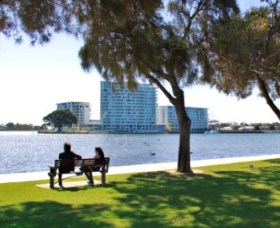 Foreshore Reserve Logo and Images