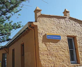 Rottnest Museum Logo and Images