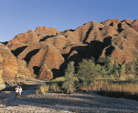 Purnululu (Bungle Bungle) National Park Logo and Images