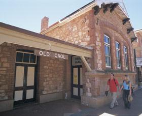 Old Coolgardie Gaol Logo and Images