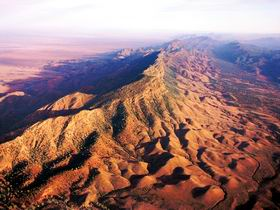 Flinders Ranges National Park Logo and Images