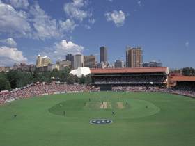 Adelaide Oval Tours and Museums Logo and Images