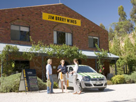 Jim Barry Wines Logo and Images