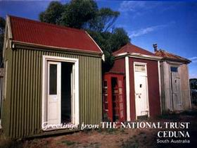 Ceduna National Trust Museum Logo and Images