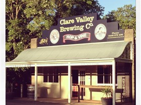 Clare Valley Brewing Company Logo and Images