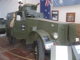 National Military Vehicle Museum Image