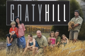 Goaty Hill Wines Logo and Images