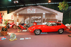 National Automobile Museum of Tasmania Logo and Images