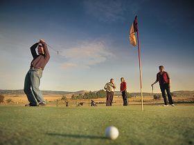 Ratho Farm Golf Links - Bothwell Golf Club Logo and Images