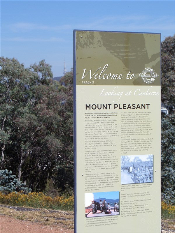 Mount Pleasant Lookout Image
