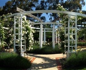 Old Parliament House Gardens Image