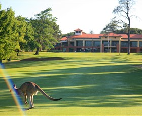 Royal Canberra Golf Club Image