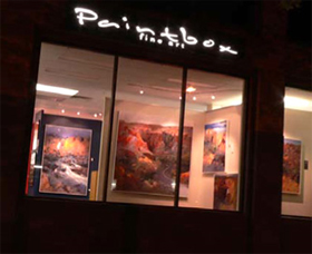 Paintbox Fine Art Image