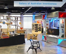 Questacon Technology Learning Centre Image