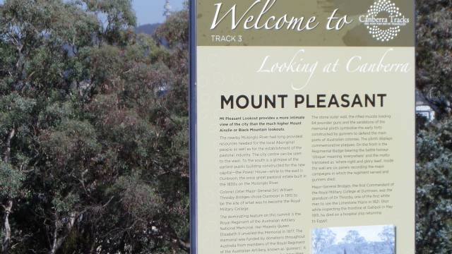 Mount Pleasant Lookout Logo and Images