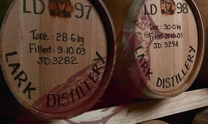 Lark Distillery - The Image