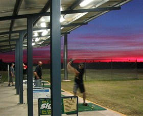 Flight Path Golf and Archery Range Image