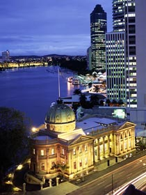 Brisbane Customs House Logo and Images