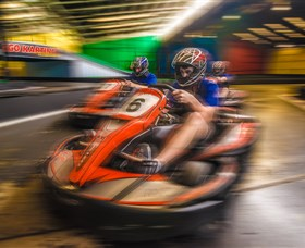 Go Karting Brisbane Logo and Images