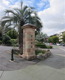 Newstead Park Memorials Logo and Images