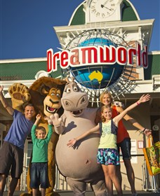 Dreamworld Logo and Images